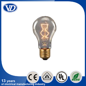 Carbon Filament Edison Light Bulb A19 pictures & photos