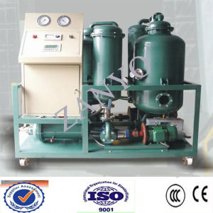 High Quality Vacuum Turbine Oil Treatment Device pictures & photos