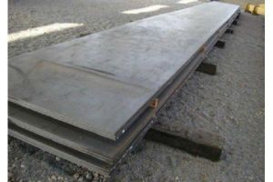 Low Alloy High Strength Steel Plate A633D pictures & photos