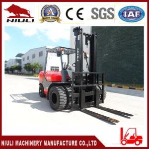 5ton Diesel Forklift with Japanese Mitsubishi Engine pictures & photos