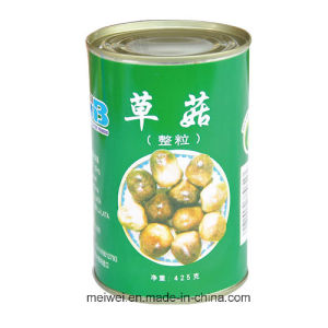 Mushroom Canned Straw Mushroom with 425g pictures & photos