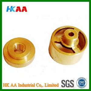 Brass Valve Parts Valve Accessories OEM Precision Brass Hose Fitting Hydraulic Hose Screw Fittings Hose Connector pictures & photos