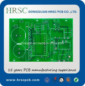 HASL LEED Free Laptop Motherboards PCB, 4 Layer High Tg Edge Plating PCB Board pictures & photos