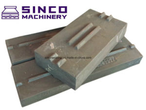 Hazemag Impact Crusher Parts Cr26 Blow Bar