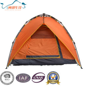 2017 New-Style Automatic Camping Tent for Outdoor pictures & photos