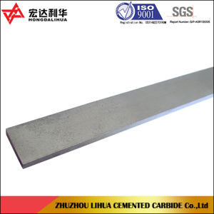 Tungsten Carbide Flat Strips for Wood Cutting Tools pictures & photos