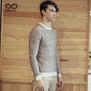 ODM Fashion Clothing Pure Colour Man Sweater Pullover pictures & photos