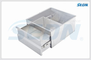Handmade Commercial Stainless Steel Drawers (BA1004) pictures & photos