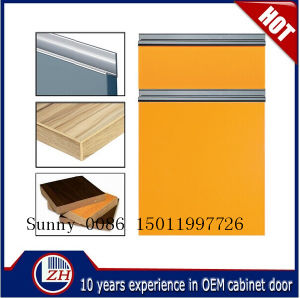 Glossy Acrylic Shutters for Kitchen Cabinets (customized) pictures & photos
