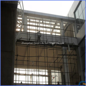 Transparent Color Plastic Roofing Panels pictures & photos