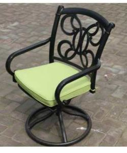 New Style Swivel&Rocker Dining Chair Garden Furniture pictures & photos
