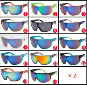 2015 Brand Sports Vz Sunglasses Men with Box Designer Outdoor Cycling Von Zipper Women Sun Glasses