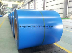 Color Coated Steel Coils PPGI pictures & photos