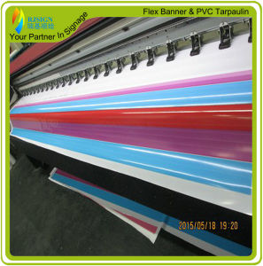 10oz PVC Frontlit Flex Banner for Outdoor Advertising Printing pictures & photos