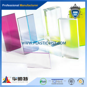 2016 High Quality Decoration Material Cast Acrylic Sheet pictures & photos