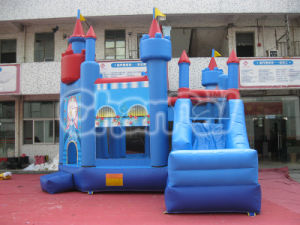 Princess Garden Inflatable Combo with Bouncer and Slide Chb207 pictures & photos