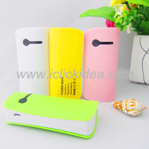 Portable Mini Power Bank Iclick-P008 Work for Mobile Phone