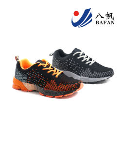 Men Fashion Casual Canvas Flat Running Travlling Shoes (bfm0401) pictures & photos