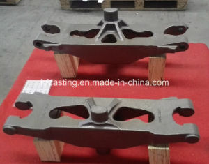 Sand Casting, Casting Part, Ductile Iron Casting, Steering Axle Parts pictures & photos