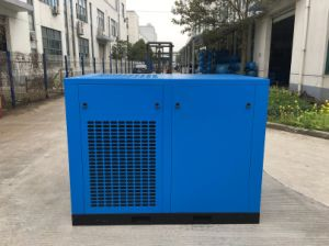 55kw Industrial Oil Injected Rotary Screw Type Air Compressor for Sand Blasting pictures & photos