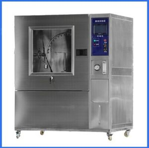 Ipx3 Ipx4 Standard Automatic Water Rain Spray Testing Chamber pictures & photos