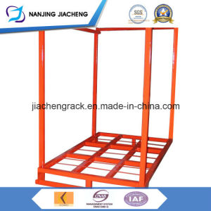 Logistic Metal Pallet Stacking Rack pictures & photos