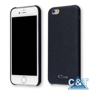 Ultra Slim Thin Light Leather Back Case for iPhone 6 pictures & photos