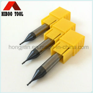 Customized 2flutes Small Cutting 6mm Shank Carbide Tool pictures & photos