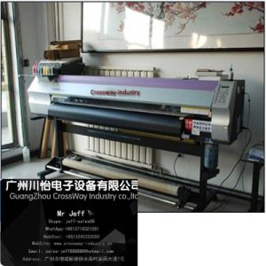 Dx7 Head Eco Solvent Outdoor Banner Vinyl Printer with Best Quality