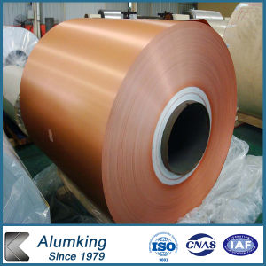 Coustomized Aluminum Coil with PVDF for Curtain Wall pictures & photos