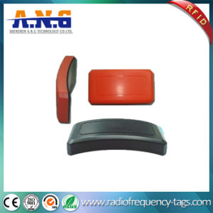 Gas Cylinder Self Adhesive UHF RFID Tag with Anti Metal pictures & photos