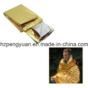 Hospital Emergency Rescue Foil Blanket pictures & photos