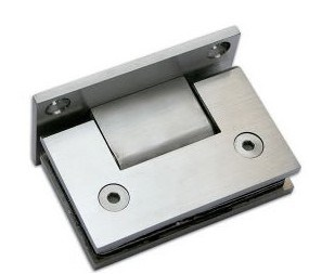 AISI 304 Glass Holder, Glass Hinge for Bathroom Cc156 pictures & photos