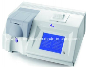"""Laboratory 7"""" Semi-Auto Biochemistry Analyzer with Touch Screen (WHY2100C) pictures & photos"""