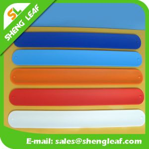 Red Sports Slap Band New Printing Silicon Hand Band