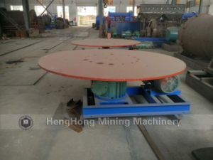 Ore Limestone Cement Disc Feeder