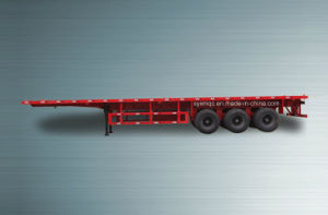 Trailer Manufacturers Sell Lowboy Trailer Truck Low Bed Semi Trailer