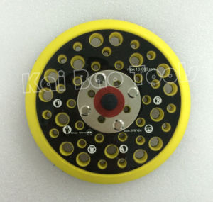 125mm Sanding Backup Pad with Multi-Holes and M8 Thread pictures & photos