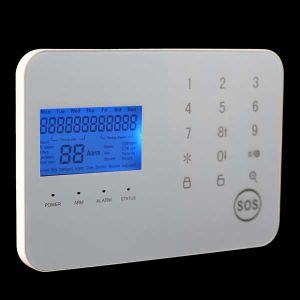 Factory Outlets GSM+PSTN Wireless Alarm System Panel pictures & photos