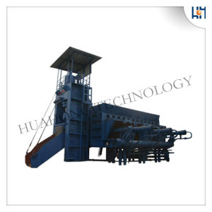 Hydraulic Heavy-Duty Scrap Shear Machine pictures & photos