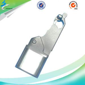 Investment Casting Stainless Steel Lever Door Handle in Door Hardware pictures & photos
