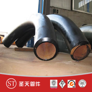 ASTM A106. B Seamless Pipe Bend pictures & photos
