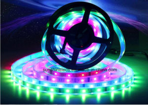 SMD5050 150LEDs 6803IC 133 Color Changing RGB Waterproof LED Strip pictures & photos