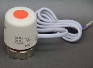 HVAC System Underfloor Heating Thermal Actuator for Water Manifold (RZ-AM230/24V) pictures & photos