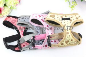 Fabric Dog Harness Clothes (YD003-5) pictures & photos