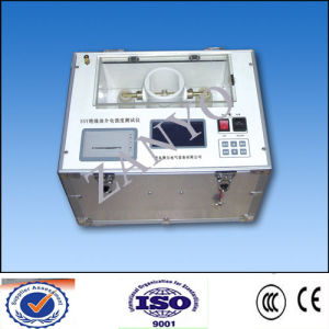 Bdv Oil Tester for Transformer Oil pictures & photos