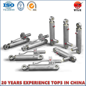 Top Quality Customized Garbage Truck Hydraulic Oil Cylinder pictures & photos