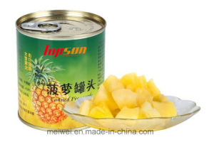 425g Canned Pineapple in Light Syrup pictures & photos