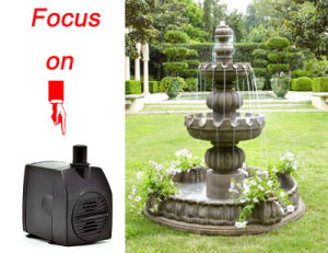 Samll Submersible Fountain Garden Pump pictures & photos