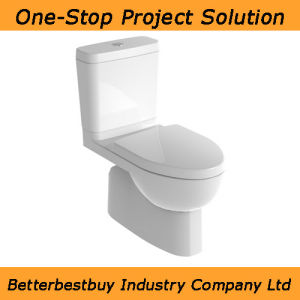 Sanitary Ware Siphonic Flashing Toilet pictures & photos